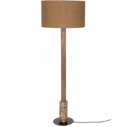 Nietuzinkowa lampa podłogowa Memphis - Dutchbone