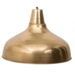 Mosiężna lampa wisząca BRASS MANIA od marki Dutchbone