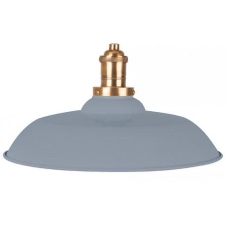Niebieskoszara lampa wisząca Core - Dutchbone