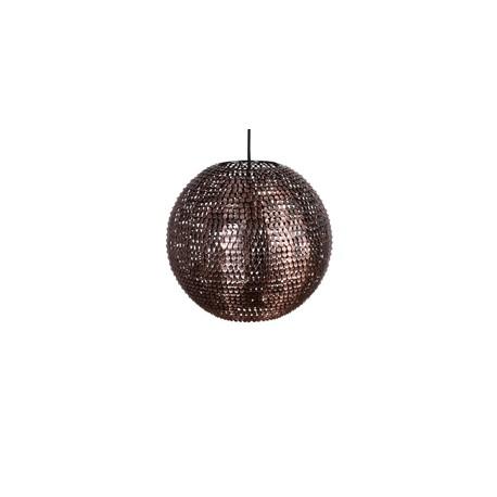 Miedziana lampa wisząca Cooper 30cm - Dutchbone