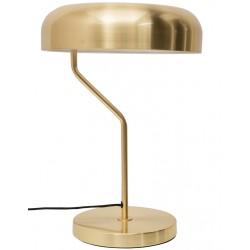 Mosiężna lampa stołowa Eclipse - Dutchbone