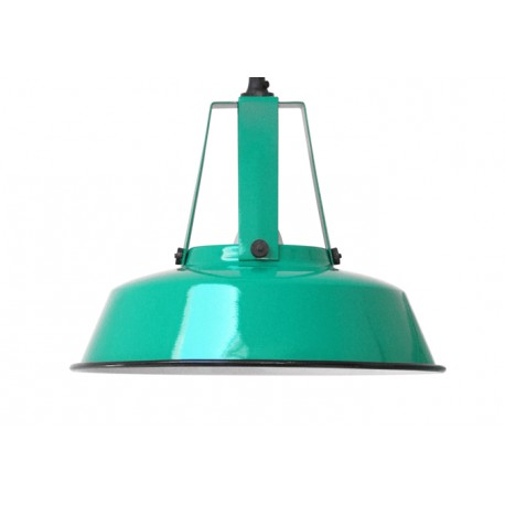 Nefrytowa lampa metalowa Workshop M, HK Living