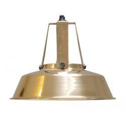 Mosiężna lampa industrialna Workshop M - HK Living