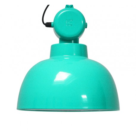 Lampa wiszącą Factory M, Pool zielona - HK Living