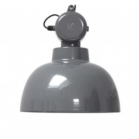 Szara lampa przemysłowa Factory M - HK Living