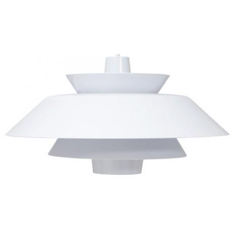 Biała lampa wisząca Lounge - HK Living