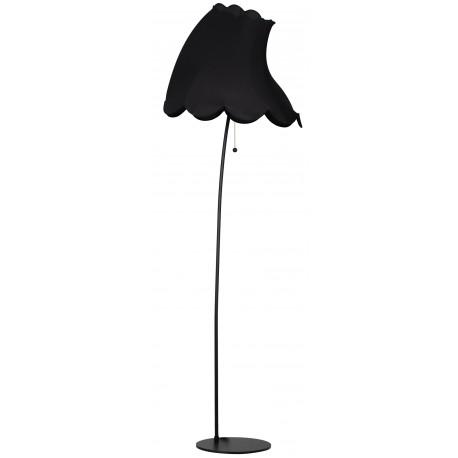 Czarna lampa podłogowa Flown Up L - Zuiver