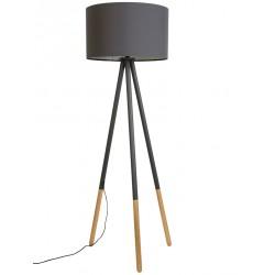 Szara lampa podłogowa Highland - Zuiver