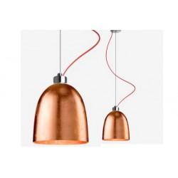 Oryginalna lampa AWA - płatki miedzi