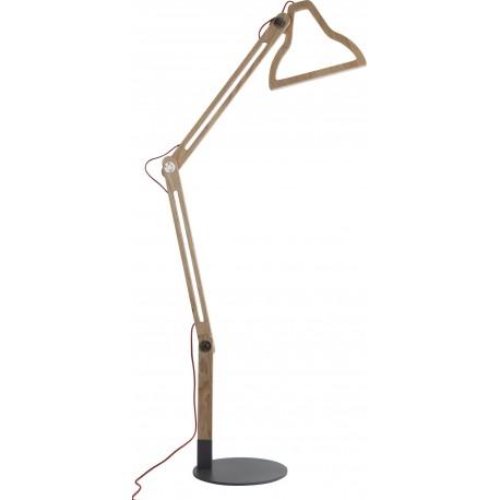 Oryginalna lampa podłogowa LED IT BE (naturalna) - Zuiver