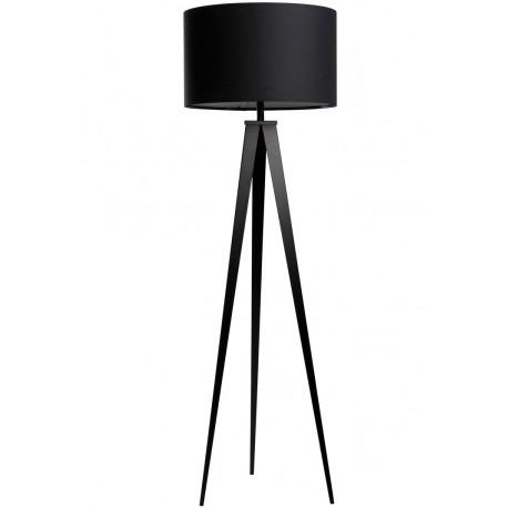 Trójnożna lampa stojąca Tripod Black - Zuiver