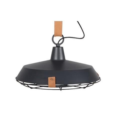 Industrialna lampa wisząca DEK 40 antracytowa - Zuiver