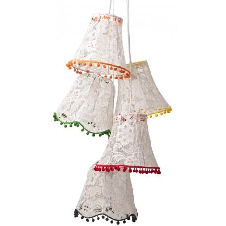 Oryginalna lampa GRANNY LACE - Zuiver