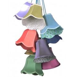 Oryginalna lampa wisząca GRANNY kolorowa - ZUIVER