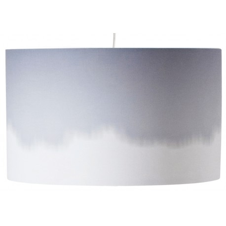 Lampa wisząca DIP DYE WIDE szara - Zuiver