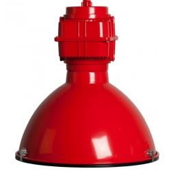 Czerwona lampa fabryczna VIC INDUSTRY - Zuiver