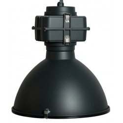 Czarna lampa przemysłowa VIC INDUSTRY mat - ZUIVER