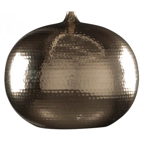 Mosiężna lampa wisząca HAMMERED ROUD -ZUIVER