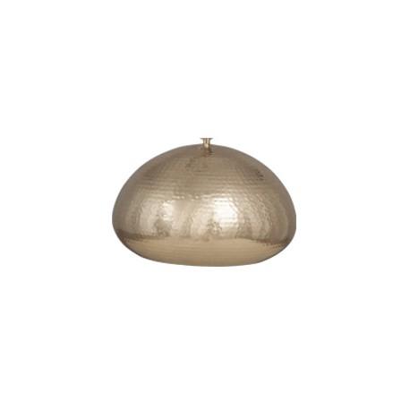 Mosiężna lampa wisząca HAMMERED OVAL - Zuiver