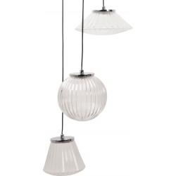 Oryginalna lampa wisząca SPARKLE przeźroczysta - ZUIVER