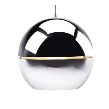 Mała lampa chromowana RETRO'70 (r40) - ZUIVER