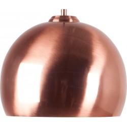 Miedziana lampa wisząca BIG GLOW - ZUIVER