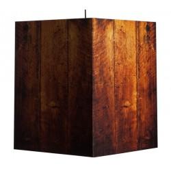 Oryginalna lampa wisząca HEAVY LIGHT (ciepłe drewno) - ZUIVER