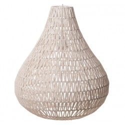 Oryginalna lampa wisząca CAVLE DROP biała - ZUIVER