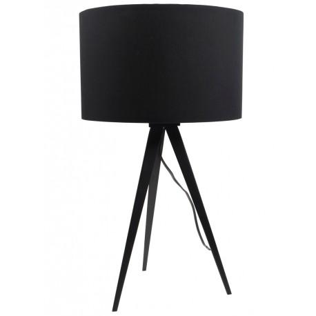 Czarno-szara lampa stołowa TRIPOD - ZUIVER
