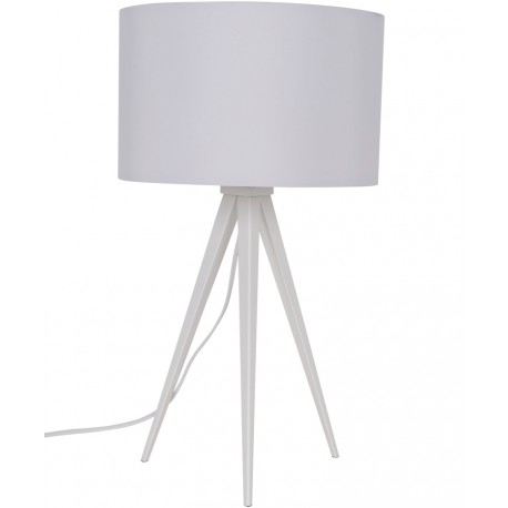 Biała lampa stołowa TRIPOD - ZUIVER