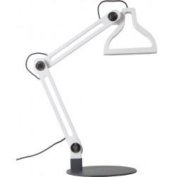 Biała lampa biurkowa LED IT BE - ZUIVER