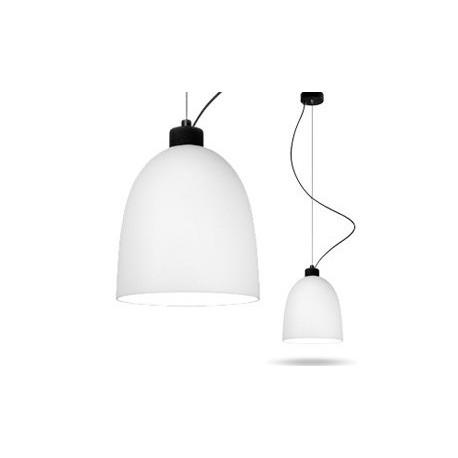 Biała lampa Awa – mat