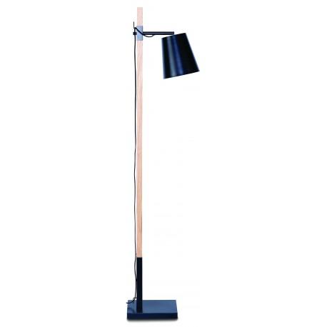 Czarna lampa podłogowa SYDNEY - It's About RoMi