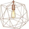 Geometryczna lampa miedziana COPENHAGEN - It's About RoMi