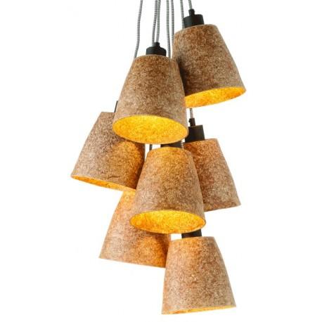 Lampa wisząca Sequoia (7-abażurowa) - It's About RoMi