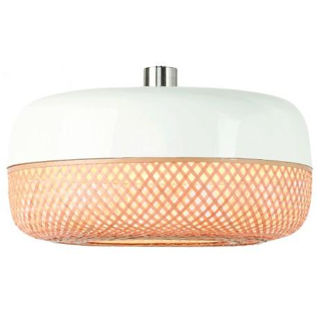 Spłaszczona lampa wisząca MEKONG L (40x22cm) - It's About RoMi