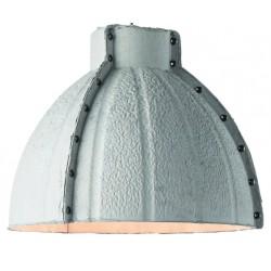 Lampa wisząca z masy papierowej YELLOWSTONE jasnoszara- It's About RoMi