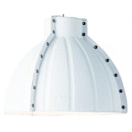 Biała lampa wisząca Yellowstone (40x37cm) - It's About RoMi