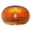 Papierowa lampa wisząca Yucatan (55x35cm) naturalna - It's About RoMi