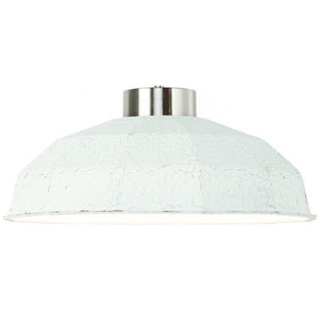 Biała lampa z masy papierowej Yosemite (42x20cm) - It's About RoMi