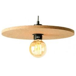 Lampa wisząca z korka marki It's About RoMi - lampa Algarve
