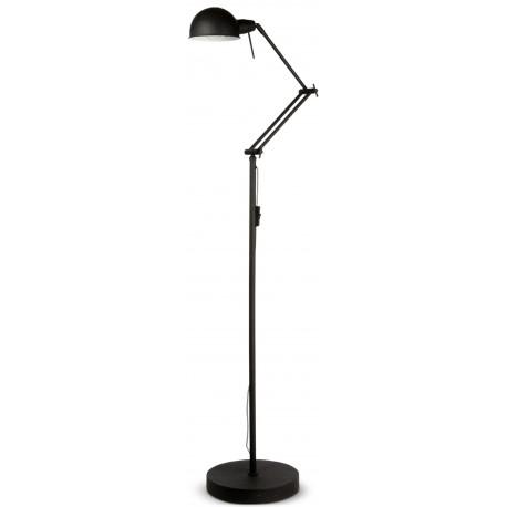 Biała lub czarna lampa podłogowa Glasgow - It's About RoMi