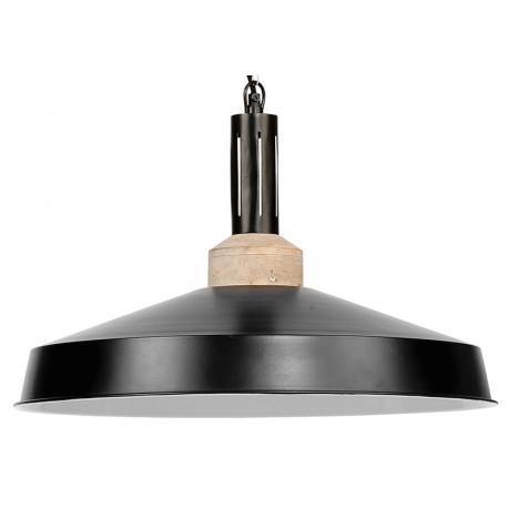 Czarna lampa wisząca Detroit - It's About RoMi