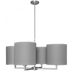 Stylowa lampa wisząca Boston (32x20 lub 25x25 cm) - It's About RoMi