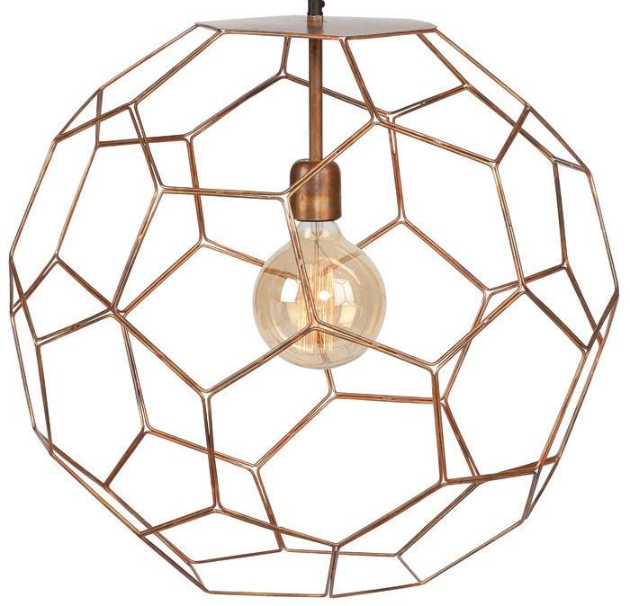 Industrialna lampa wisząca Marrakesh marki It's About RoMi.