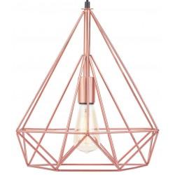 Miedziana lampa wisząca Antverp - It's About RoMi
