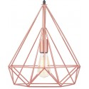 Miedziana lampa wisząca Antwerp - It's About RoMi