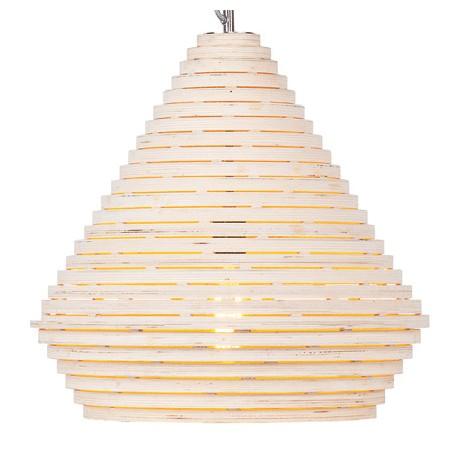 Drewniana lampa wisząca Vermont 50cm - It's About RoMi