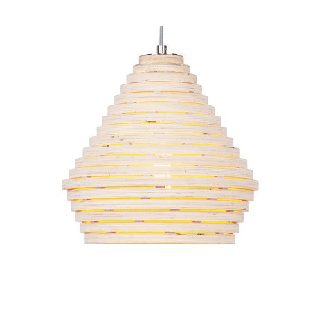 Mała lampa z drewna Vermont 35cm - It's About RoMi