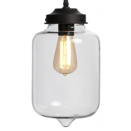 Industrialna lampa wisząca MINSK - It's About RoMi